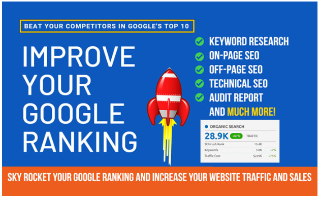 Do Complete Website SEO Service For Google Top Ranking-2020 Powerful SEO Strategy