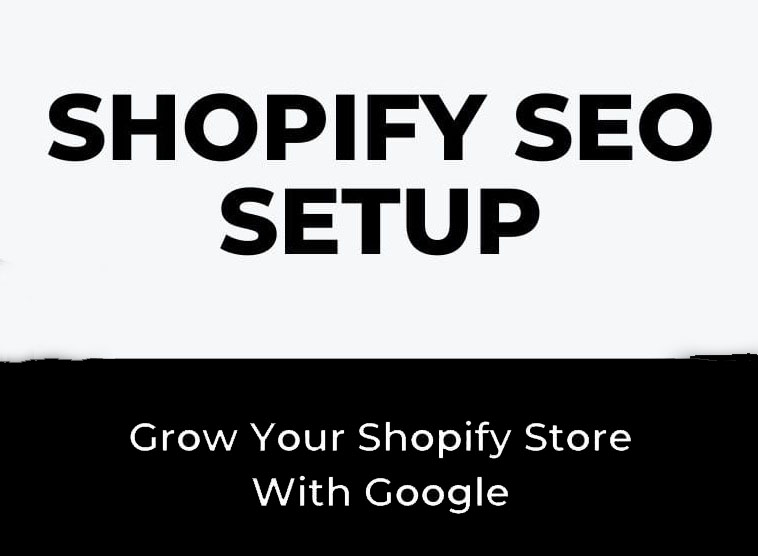 I will complete set up your shopify SEO