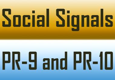 Viral your website Through 4000 social signals