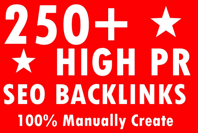 250+ High PR Backlinks for Boost your Google Ranking-Top SEO Backlinks service in seoclerk
