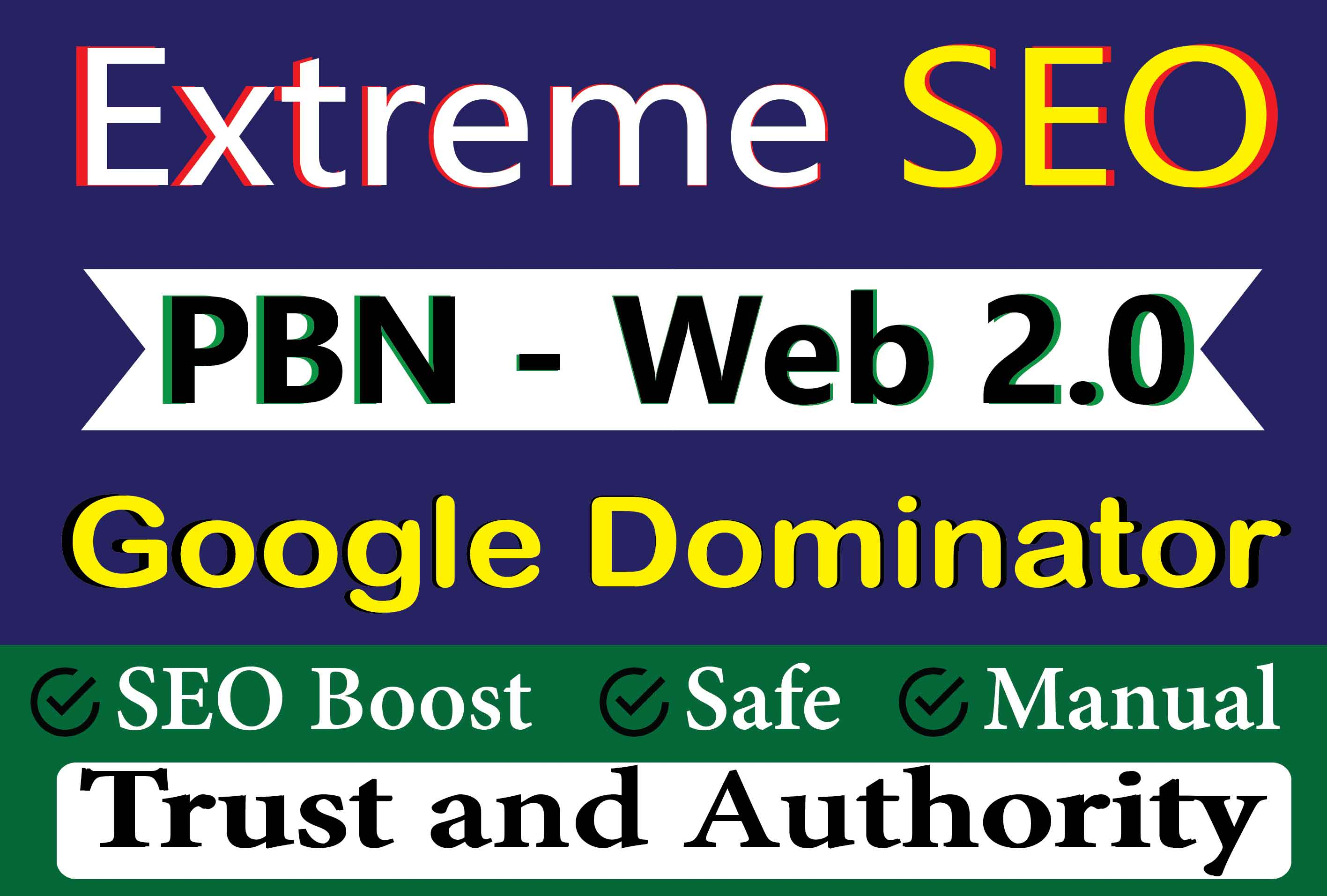 PBN Backlinks- Top 30 Authority Web2.0 Blog Creation For your Website or Video ranking