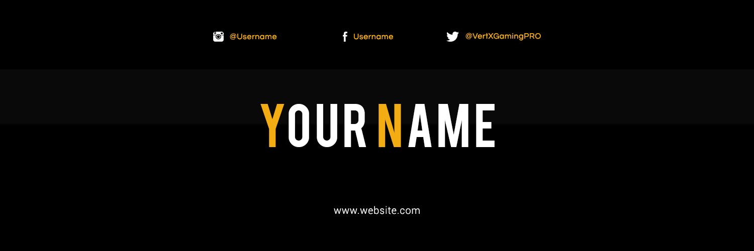 youtube cover psd banners templates cover edit psd, facebook, youtube for $