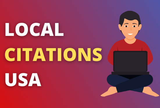 I will do 300 USA citations for local SEO USA