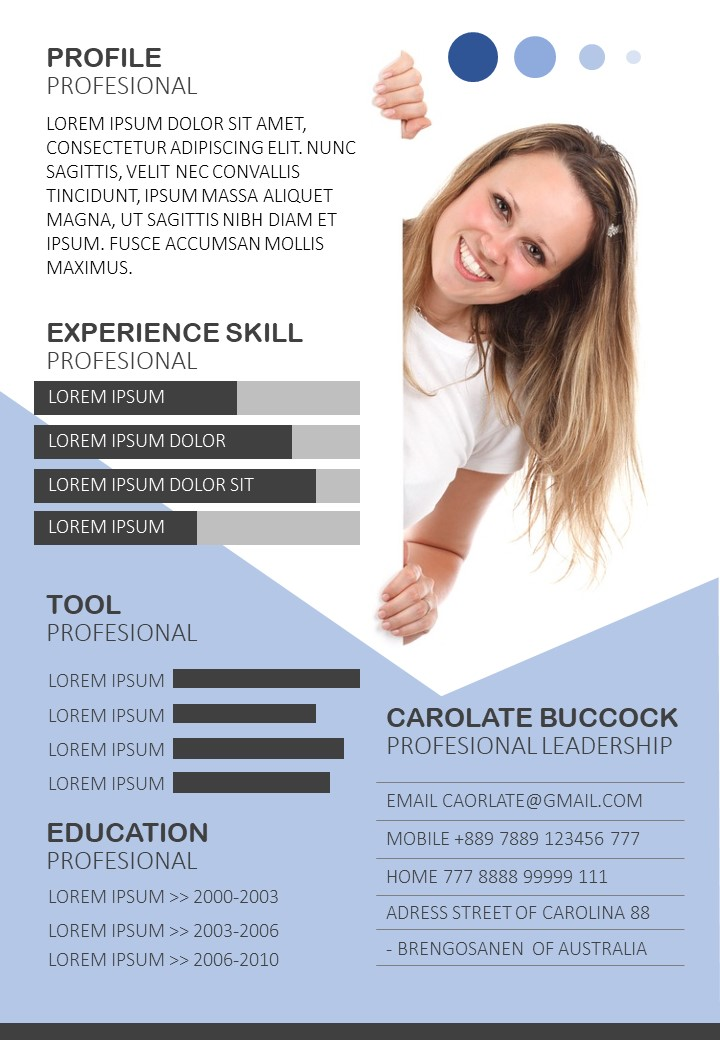 Get 8 Awesome Colorful Editable Resume Templates