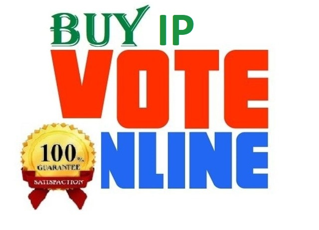 Get done 250 different ip votes from unique ip address