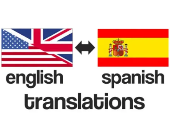 provide perfect english to spanish and vice versa