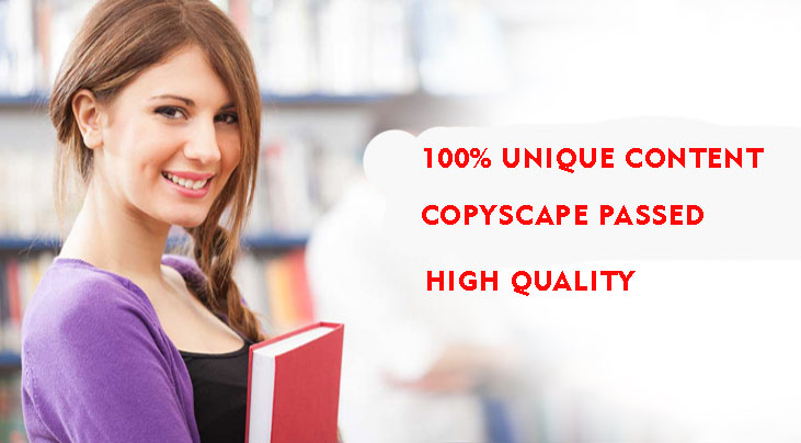 I will write 2 articles 500 words,  pass copyscape and SEO optimized