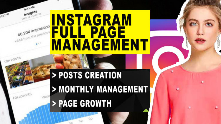 I will Grow Instagram Account And Engagement Naturally in 30 days