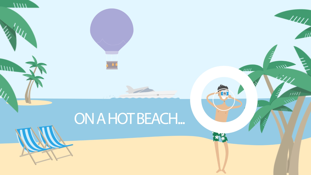 Up to 30 seconds 2D animated video