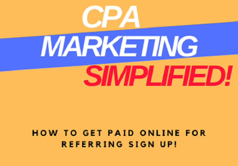 learn how to make money with CPA by using Facebook ads
