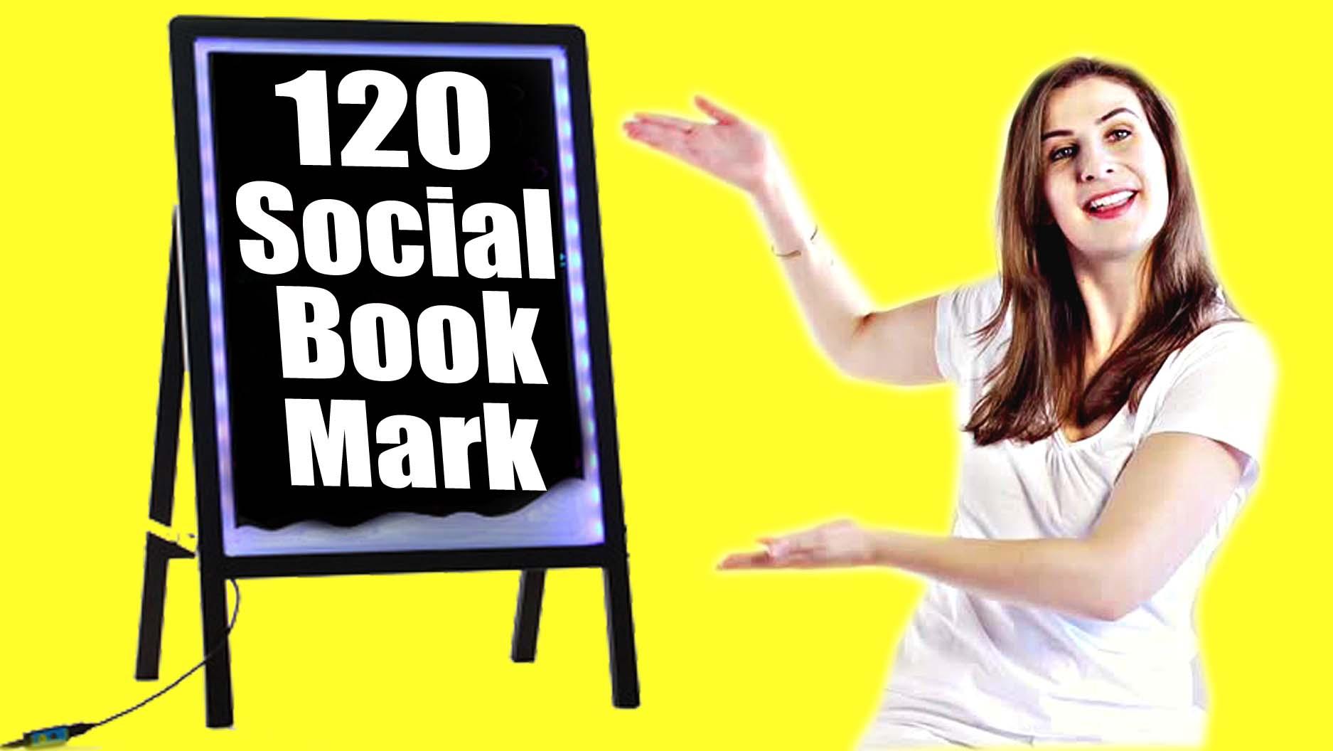 55 High PR TOP Social Bookmarking Backlinks for website