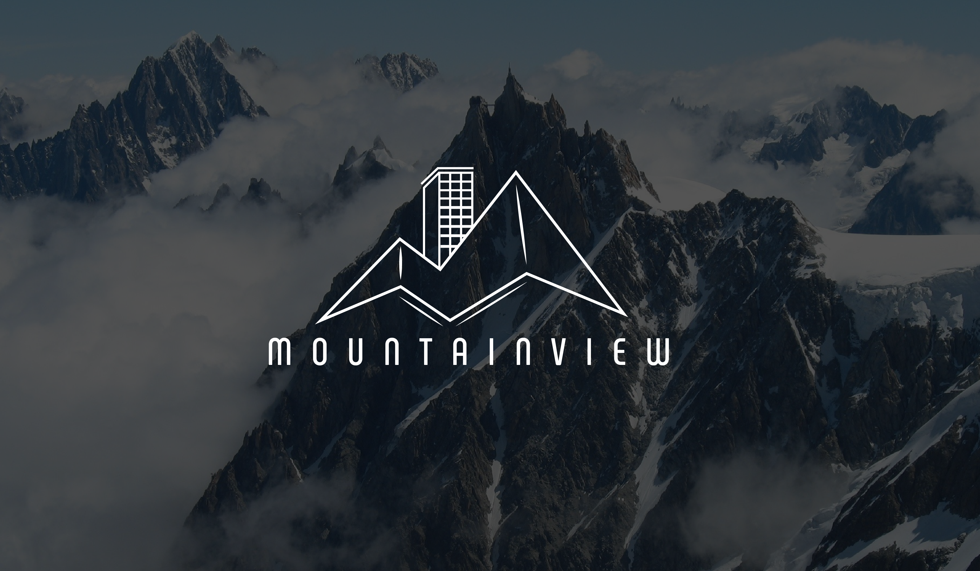 Attractive Minimalist Logo Design