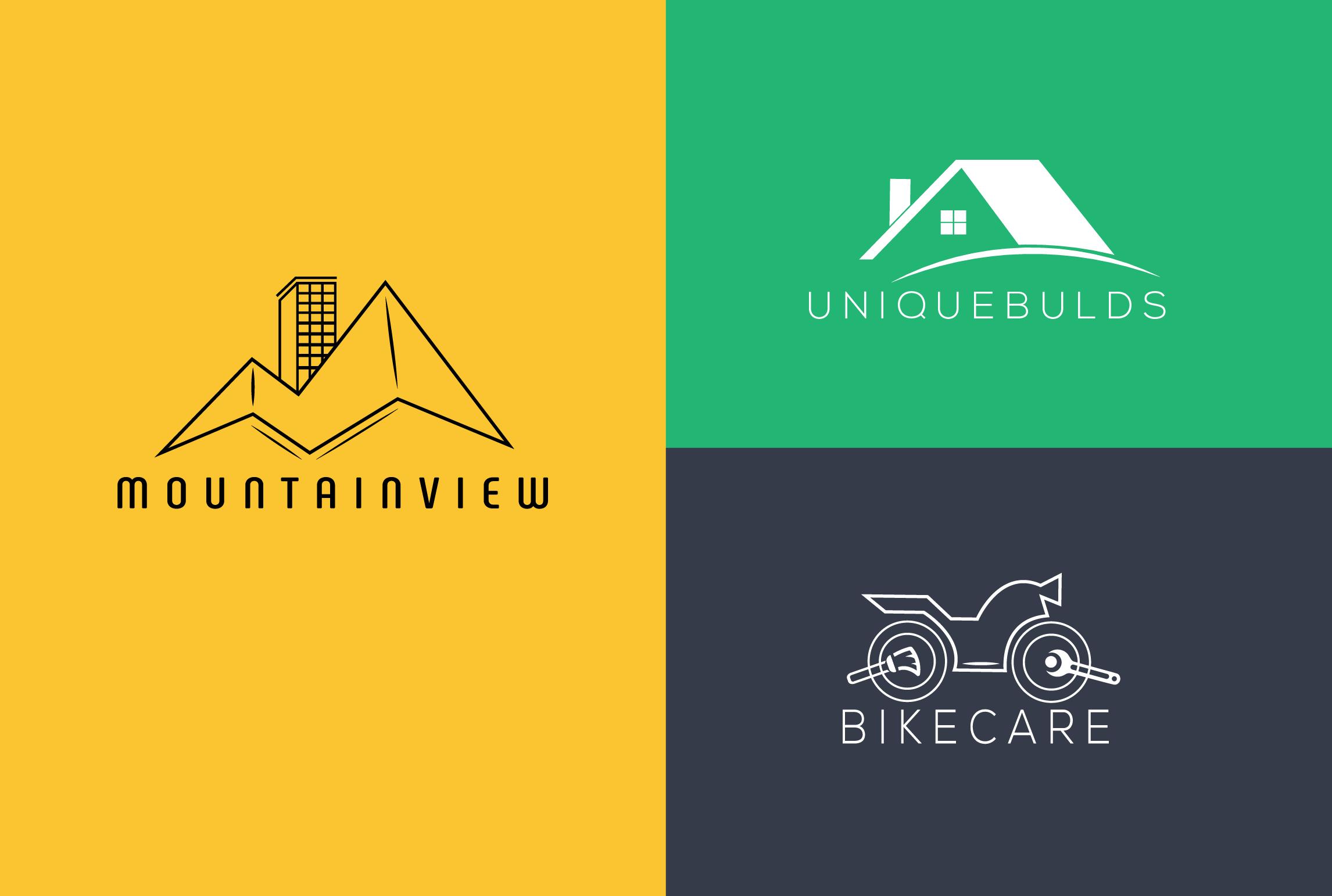 Smart Unique Minimalist Logo Design