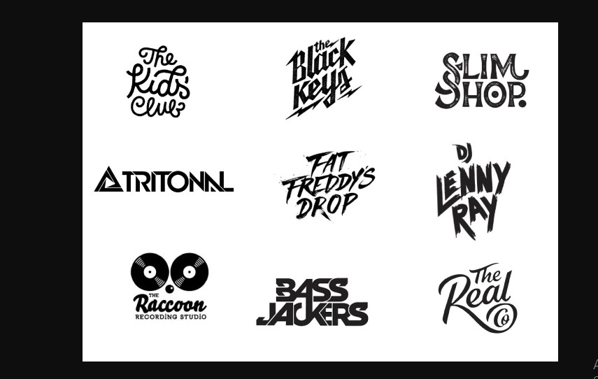 Do High Quality Dj Logo producer logo