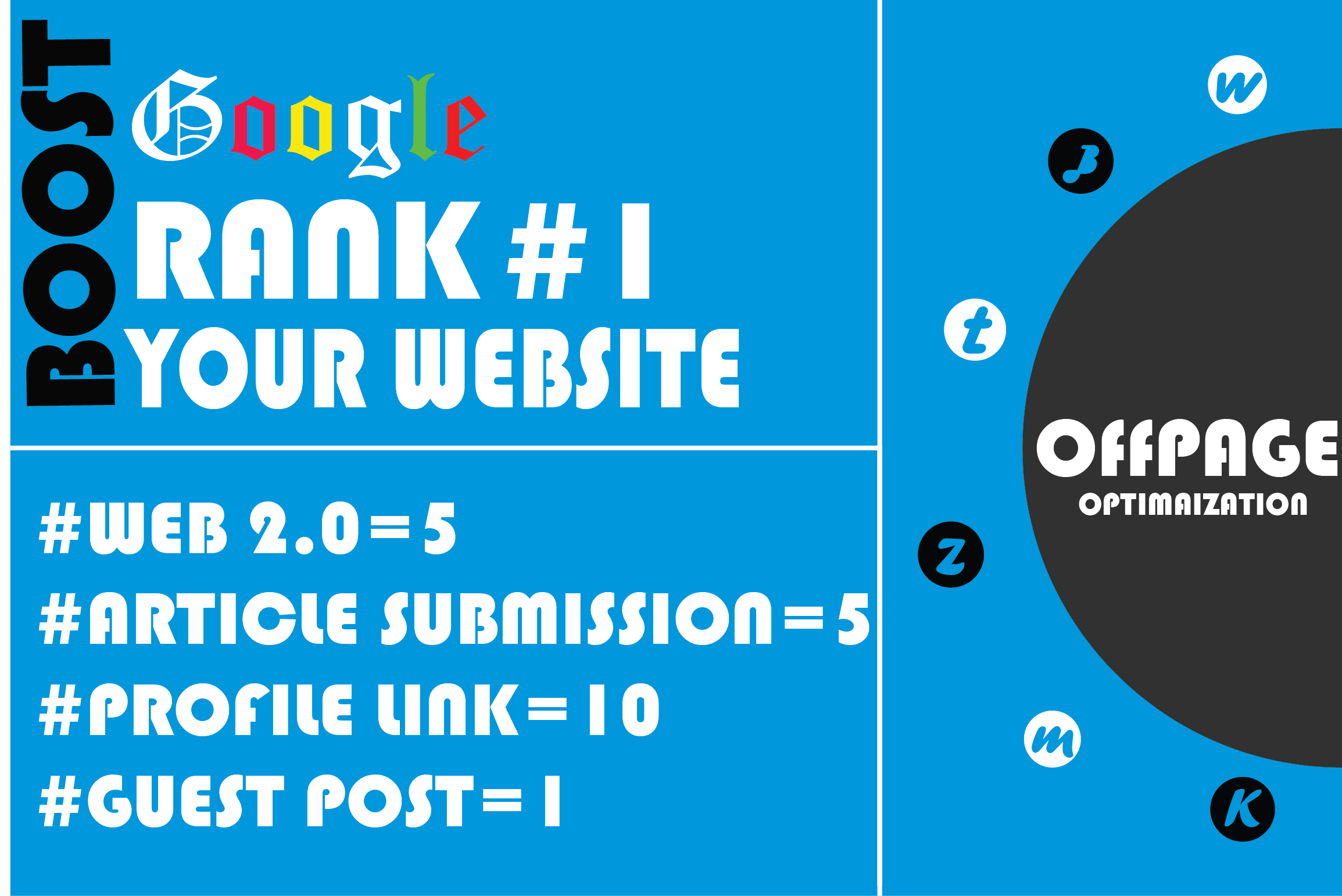 Boost Your Ranking-Manual work-Latest Google Algorithm Breaker To Improve Your Ranking
