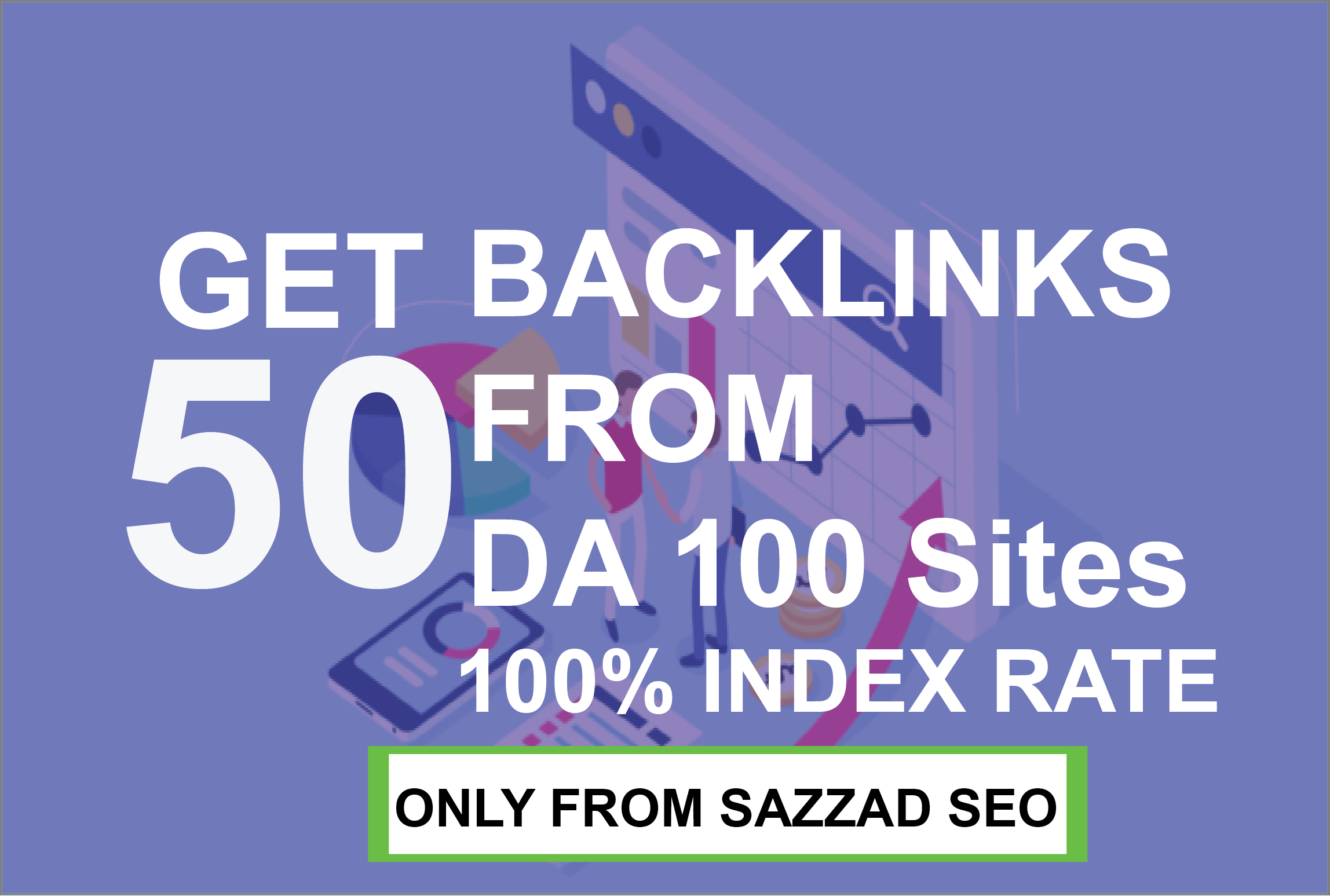 Get 100 Backlinks From DA 100 Sites Increase Domain Rating