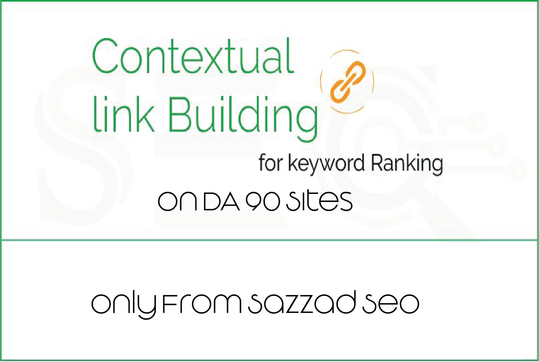30 DA90+ MANUALLY Created Contextual Backlinks