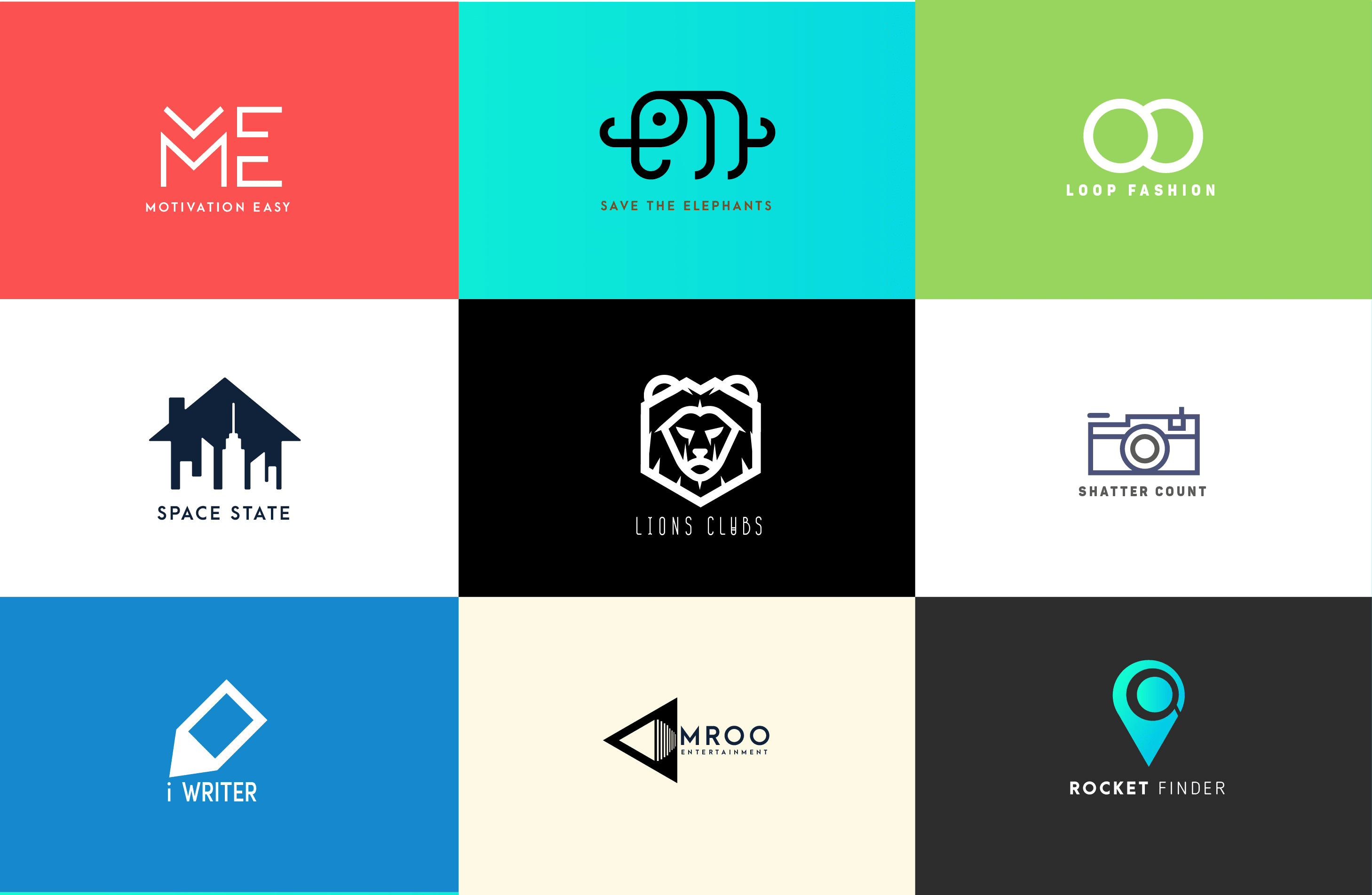 design professional and modern logo
