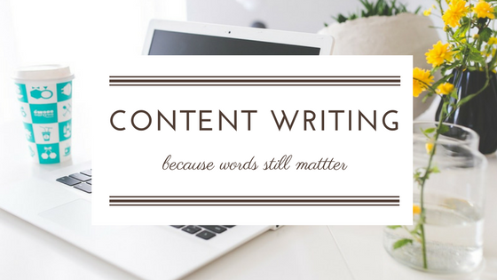 Manage content of your site and write unique content