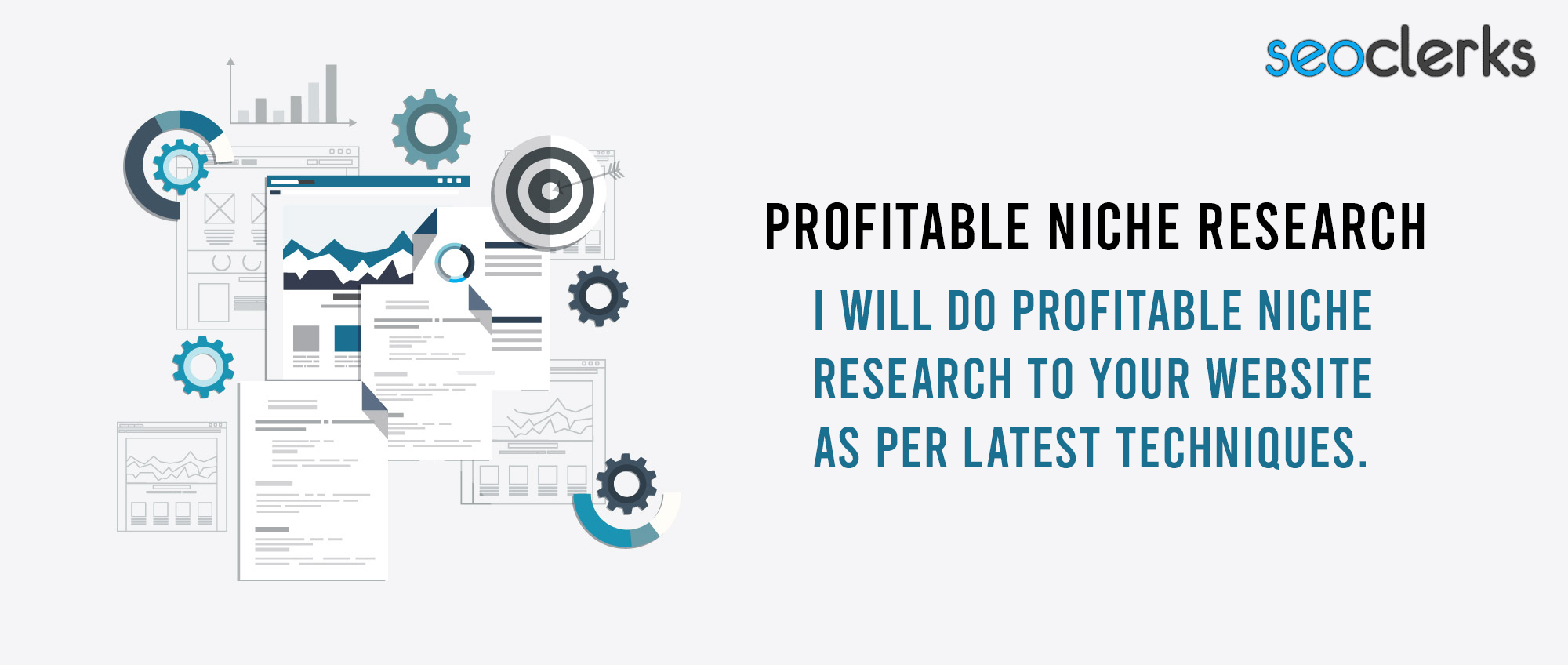 I will do profitable niche research related to your website