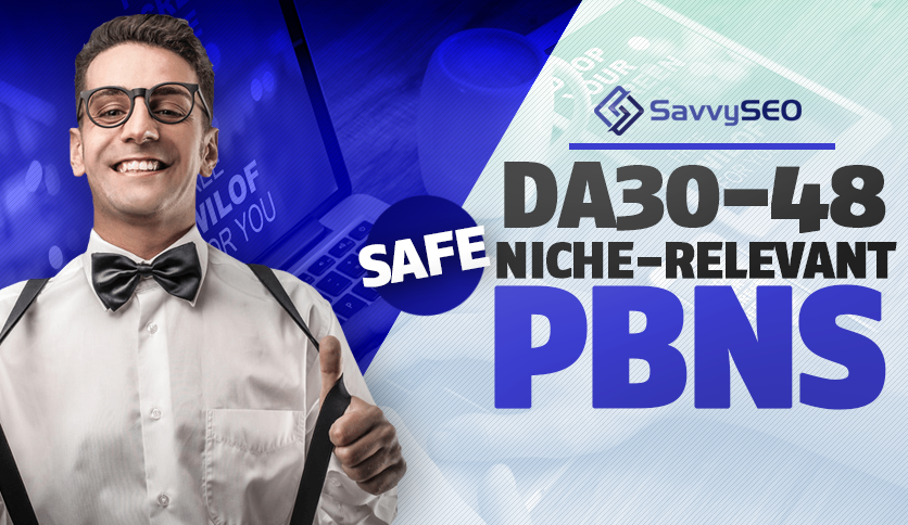 DA 30-48 Niche Relevant PBN Links