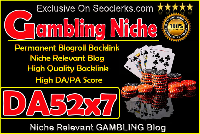 give backlink da52x7 site gambling blogroll