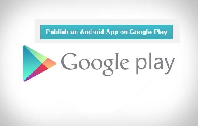 I publish android app on google store