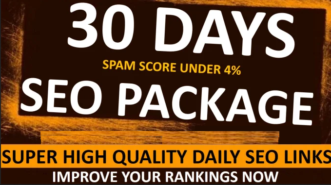 submit 30 days drip feed link building service for 20 daily update link