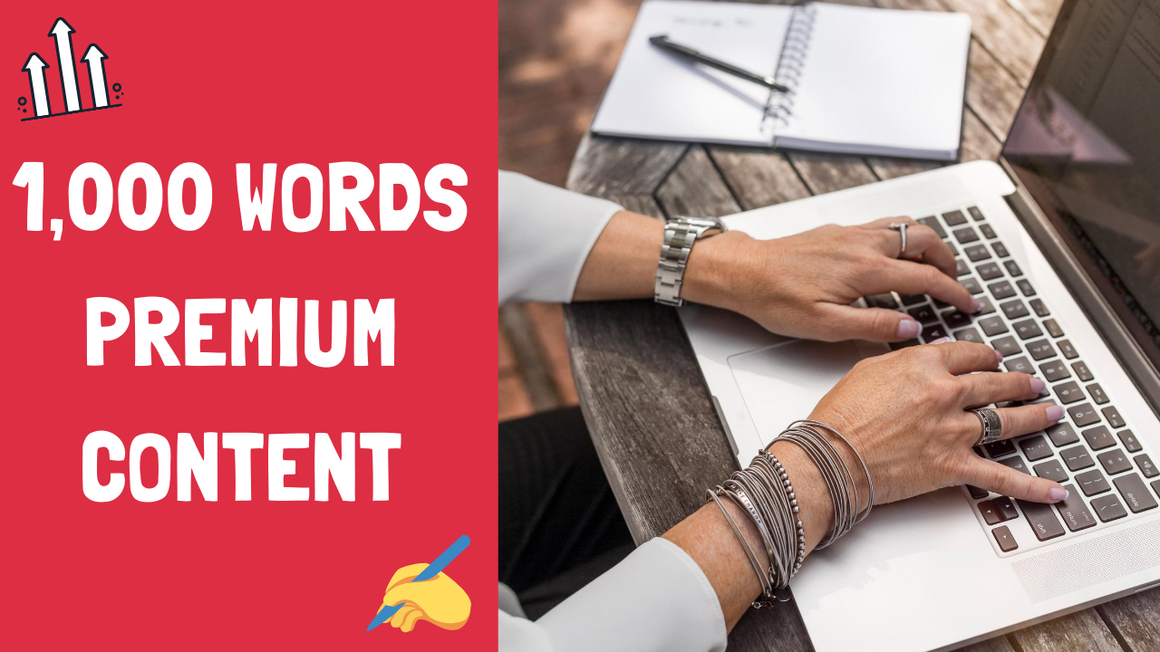Premium Article Writing Service 1,000 Words