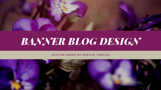 Design You a Simple Banner Blog 560 x 315p For Advertise Or Blog/Forum Post Purpose