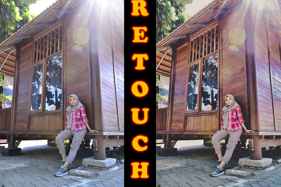 Retouch Or Remove Background Of Your Photo And Image