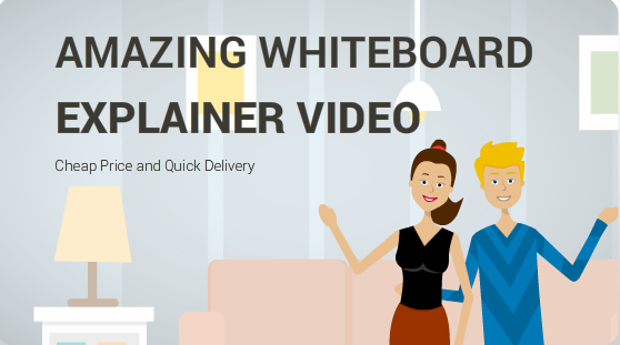 Create You an AMAZING Whiteboard Animation Video For Explainer,  Advertisement Purpose