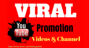 Social network video views promotion