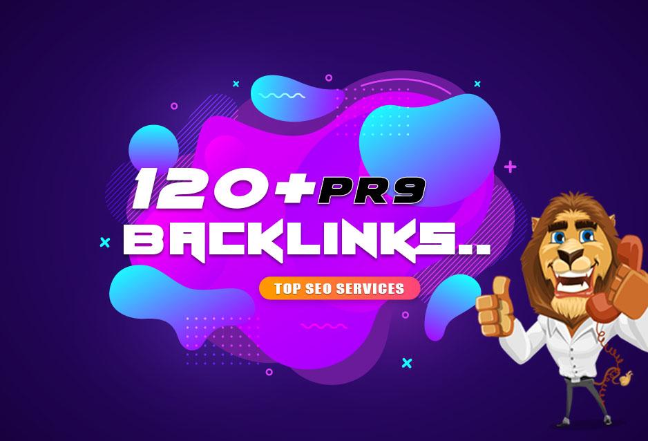 Skyrocket Your Website With 120 PR9 High DA Seo Backlinks