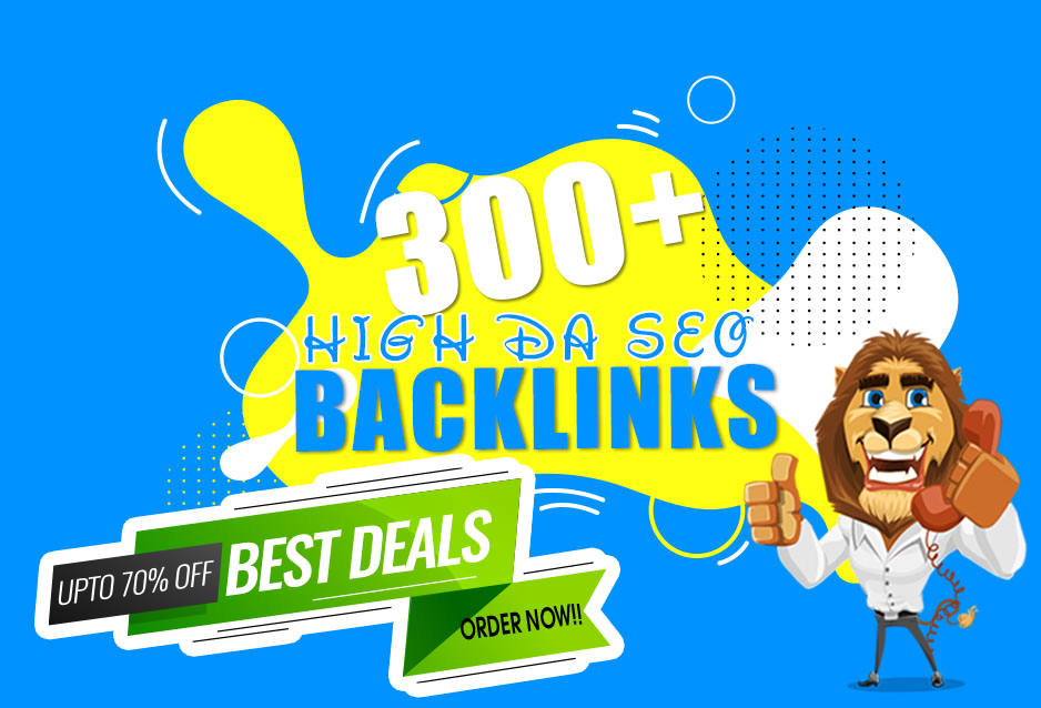 Skyrocket Your Ranking With 300 White Hat PR9 SEO Backlinks