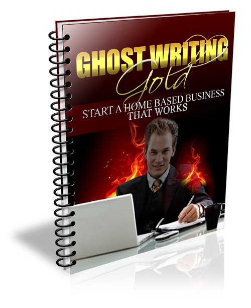 Ghostwriting Gold earning money as a professional ghostwriter