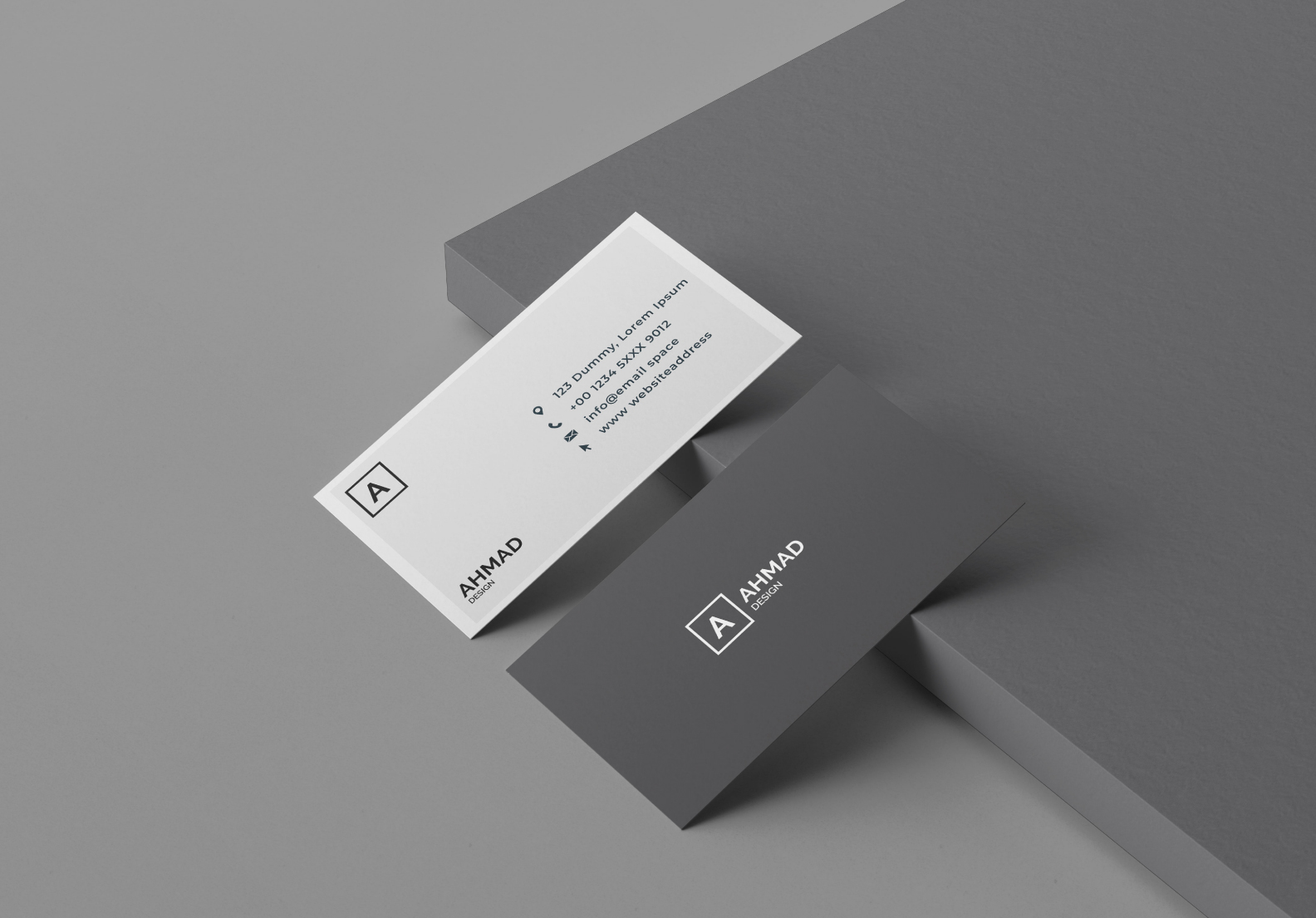 Modern Buisness card design for you