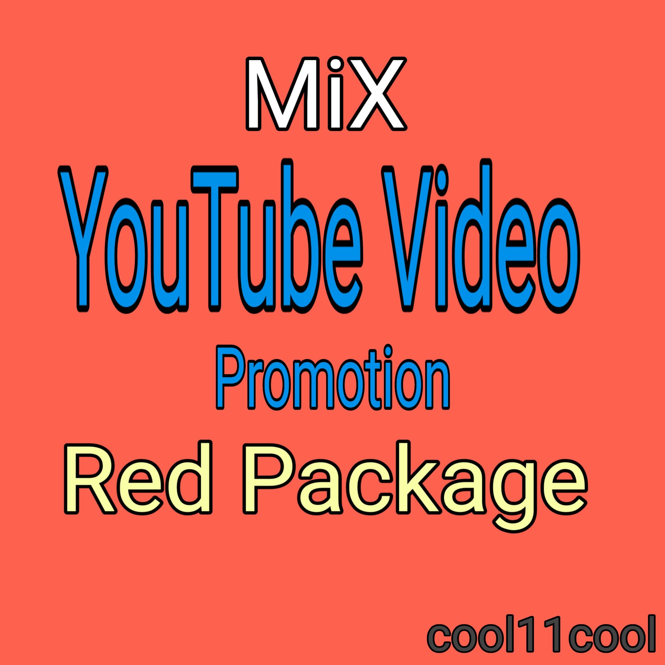YouTube Video Promotion Package With Extra Bonous