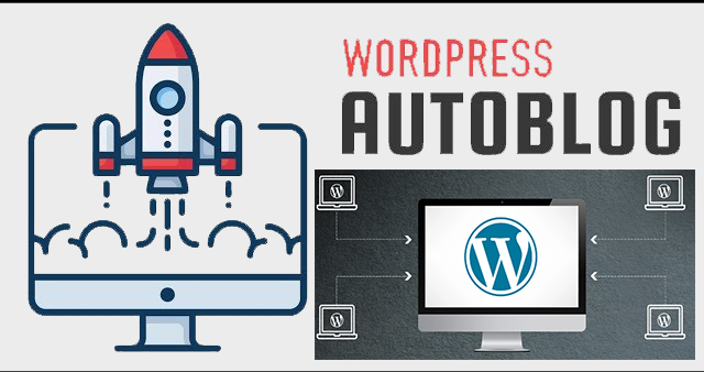Design WordPress AutoBlog Website With SEO