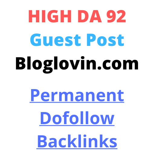I will Publish Your Article on high DA 92 PA 75 Website with dofollow backlinks