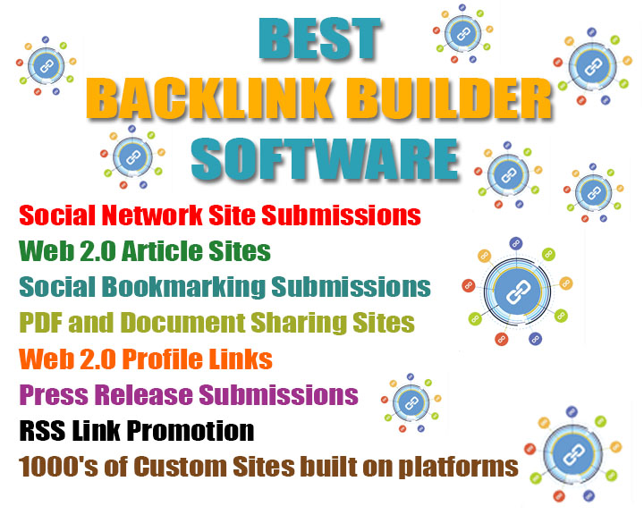 Provide You The Best Backlink Building Software