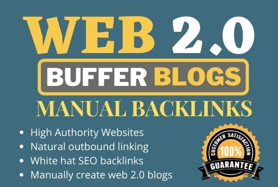 I will create 40 super web 2 0 blogs backlinks