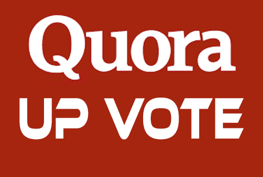 Get 100+ quora up-vote and 50 followers from USA or worldwide people