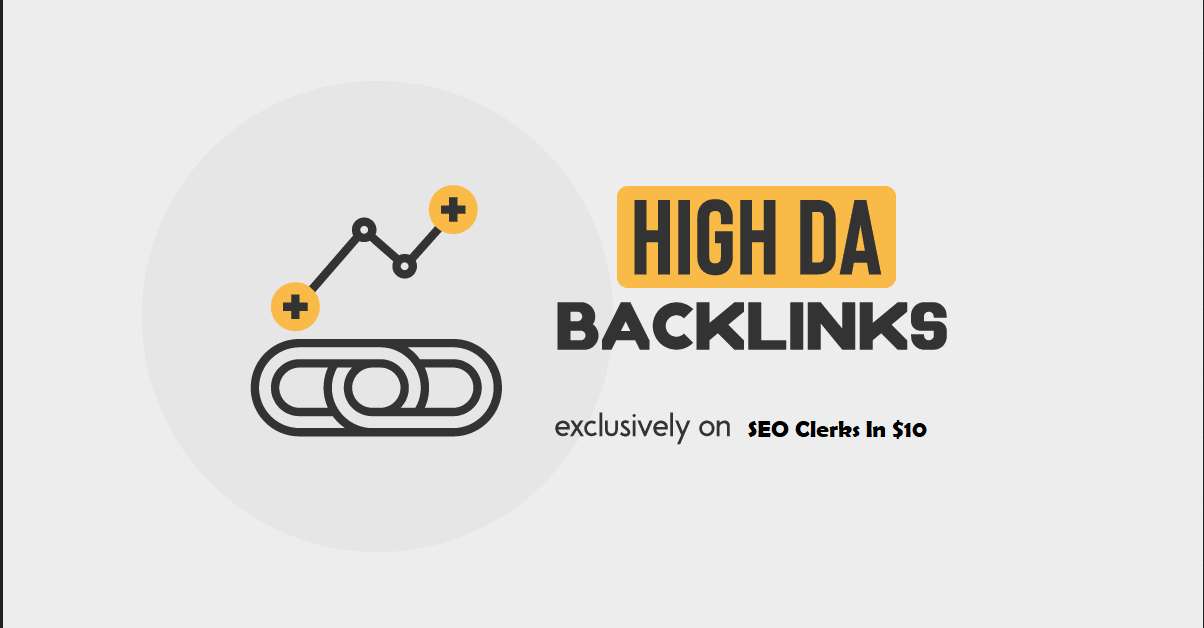fire your google ranking with 20 high authority backlinks