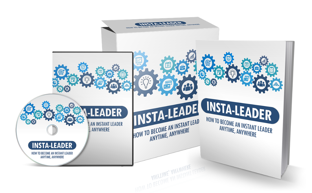 Insta-Leader Gold PLR Pack How To Become An Instant Leader