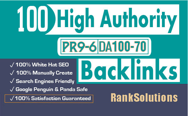 Create 100 High Domain Authority Profile Links