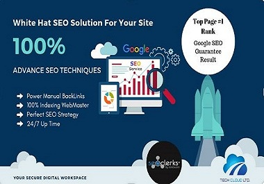 rank your website on google 1st page SEO ranking