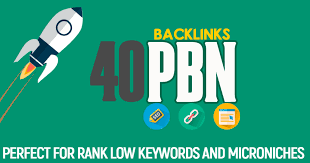 40 Seo Pbn Backlinks High DA PA 30+ With Google Ranking