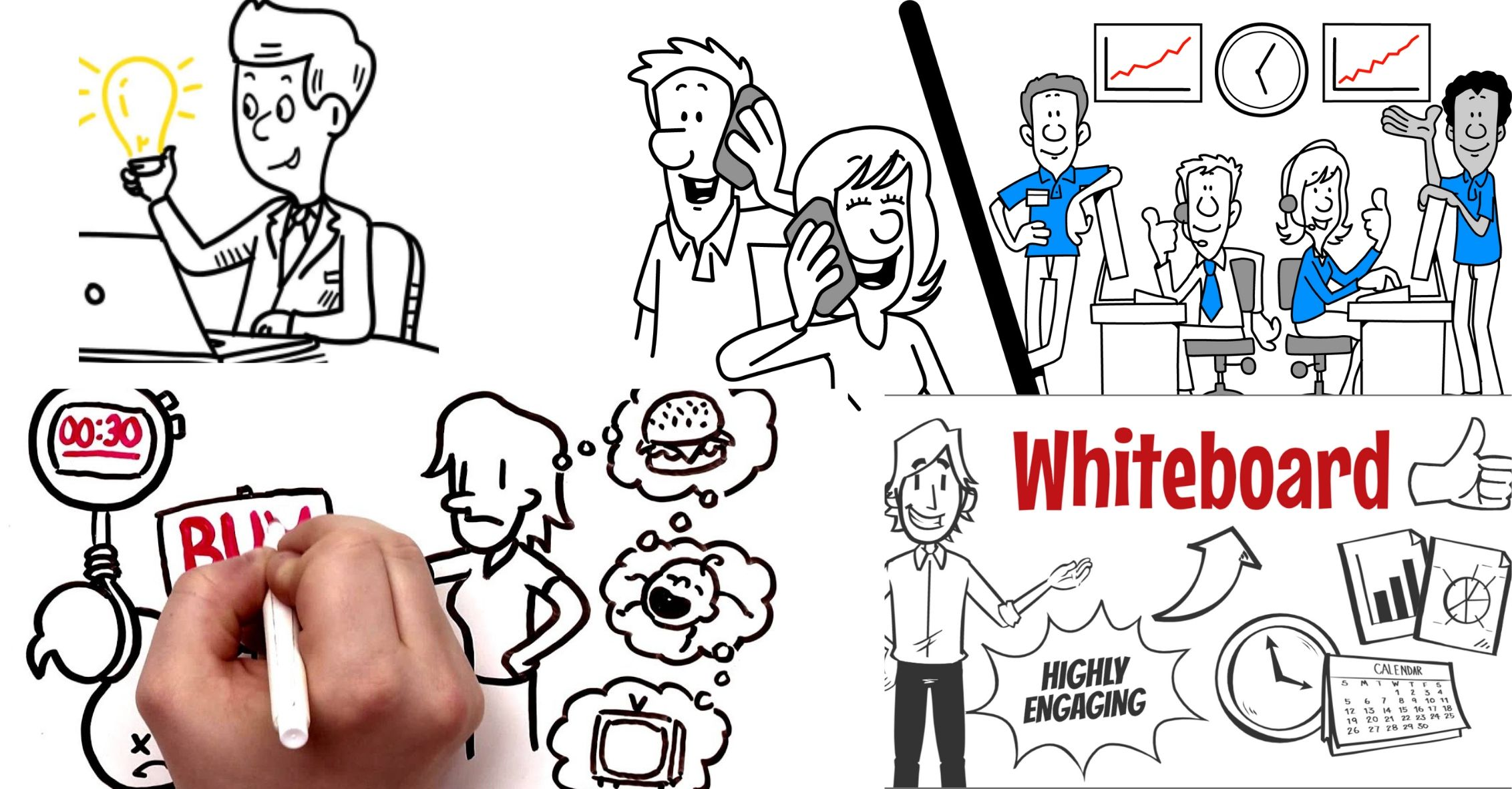 I Will Create An Amazing Whiteboard Animation For Your Business limited promotion