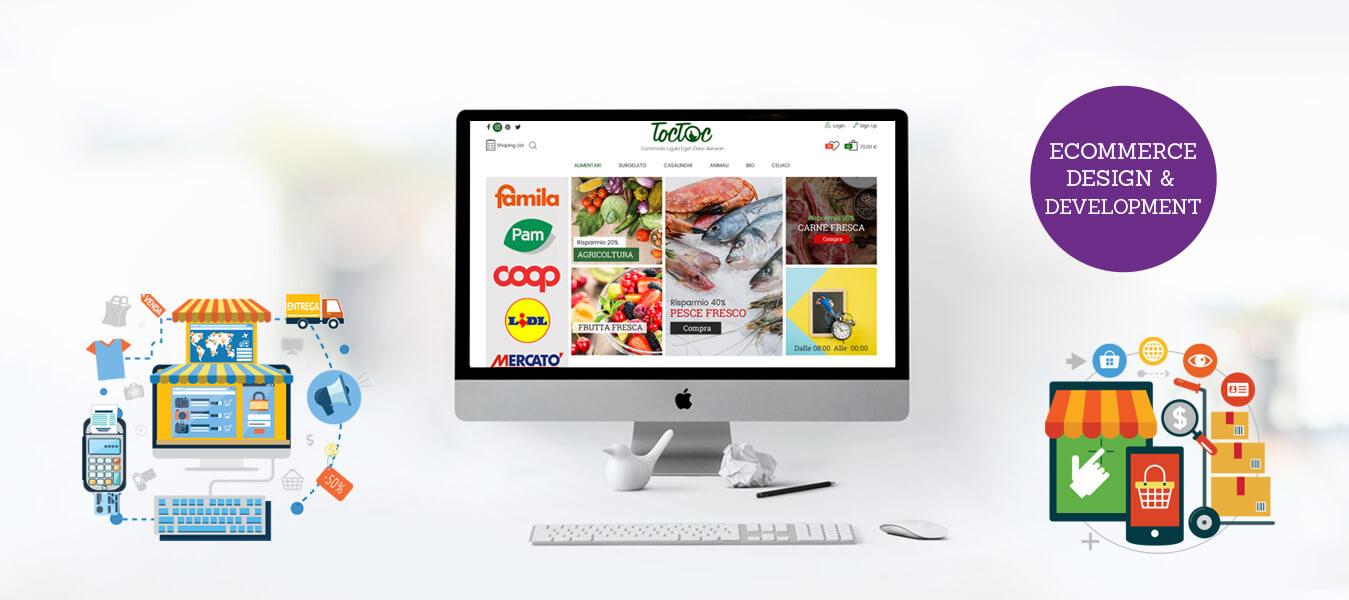 I will create an e commerce sore